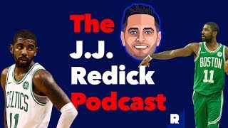 Kyrie Irving on Conspiracy Theories, Tightening His Handle, and Going to the Celtics (Ep. 4)