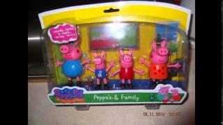 Купить Семью Свинки Пеппи