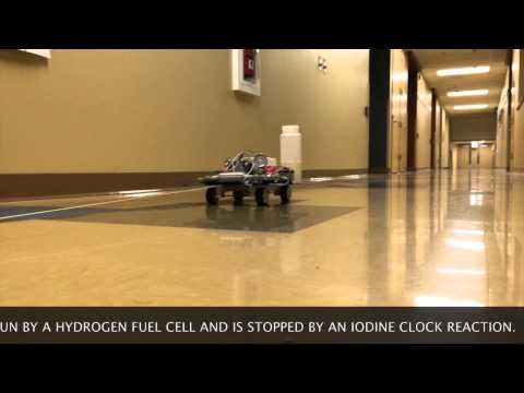 South Dakota School of Mines Chem-E-Car in the Spotlight - 2014 Annual Student Conference