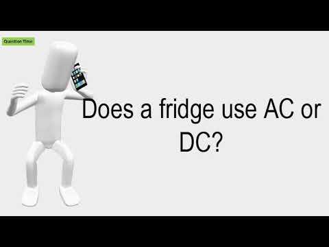 does-a-fridge-use-ac-or-dc?