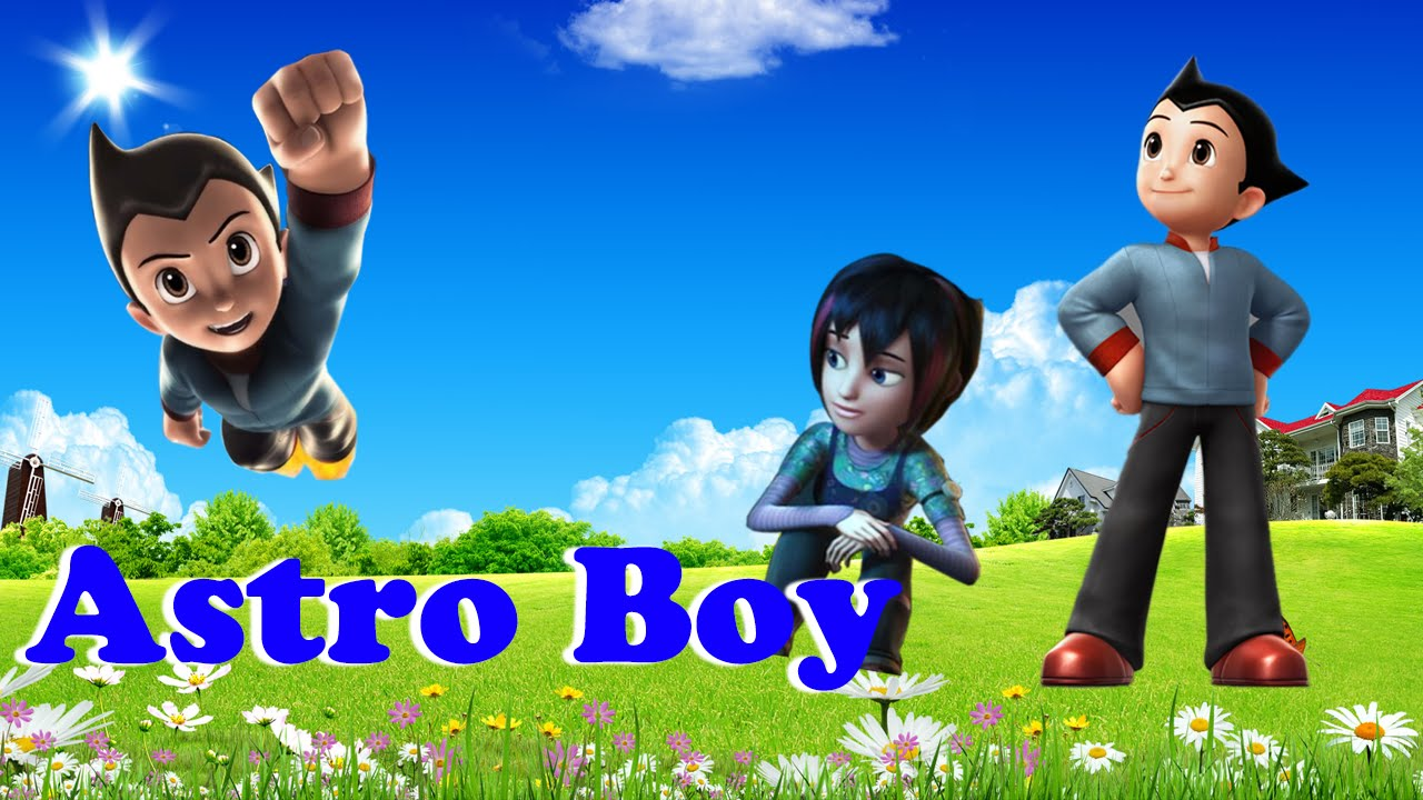 Finger Family Songs | Astro Boy Finger Family Nursery Rhymes | Finger  Family Songs for Kids