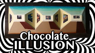 Chocolate Art & Bedroom Makeover | How To Cook That Ann Reardon