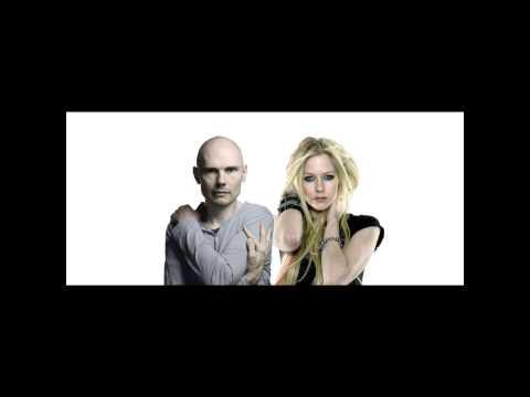 Avril Lavigne vs Smashing Pumpkins - How Do Butterfly Wings Feel (mashup)
