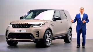 Land Rover Discovery (2021) Full Presentation – Premium Off-Road SUV