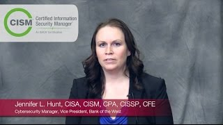 ISACA CISM Certification Holders Give Advice to Professionals Considering Certification