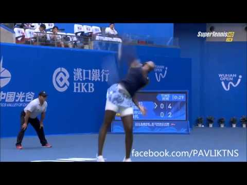 Venus Williams vs Garbiñe Muguruza WUHAN OPEN