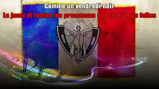 Indochine - Un été français (choeurs) [BDFab karaoke]