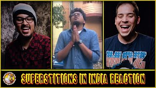 Superstitions in India | Jordindian Reaction and Discussion