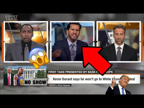 BIGGEST NBA FIGHT OF ALL TIME!!! | HUGE DISAGREEMENTS BETWEEN SPORTS ANALYSTS & STEPHEN A. SMITH