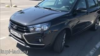 Видео отзыв из Ростова о Lada Vesta Cross  и автосалоне Купи Ладу