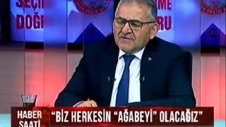 Tv Kayseri Ana Haber 10.01.2019
