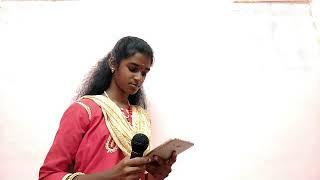 Ninithu ninithu cover by Jenifer