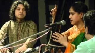 Indrani Mukherjee-Raga-Kedar-Vilambit Ek Taal-Part 1.mp4