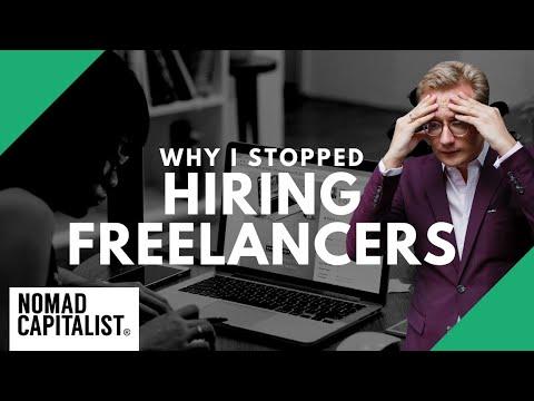 Why I've Stopped Hiring Freelancers