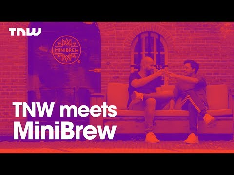 Meet MiniBrew, a counter-top brewery for making any type of beer at home