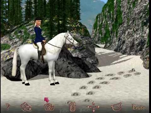 barbie und die zauberhafte pferdewelt