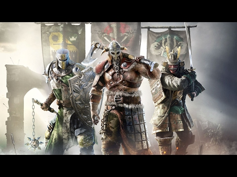 For Honor open beta (PC) First 15 minutes of gameplay.