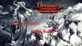 Divinity Original Sin: Enhanced Edition - Character Builds: Mages