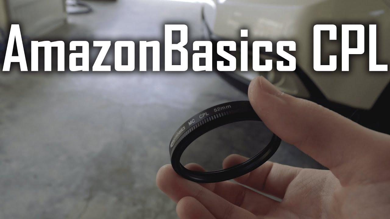 Test - HOYA Pro1 Circular Filter - YouTube