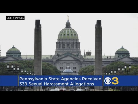 Report: Pennsylvania State Government Agencies Fielded Hundreds Of Alleged Sex Harassment Complaints