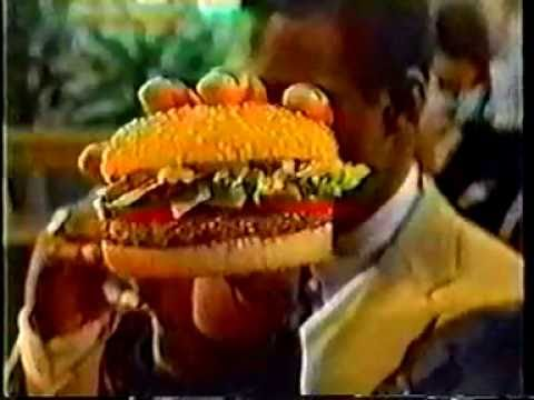 McDonalds Commercial starring Refrigerator Perry