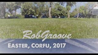 Corfu Easter 2017 in 4K (pot smashing)