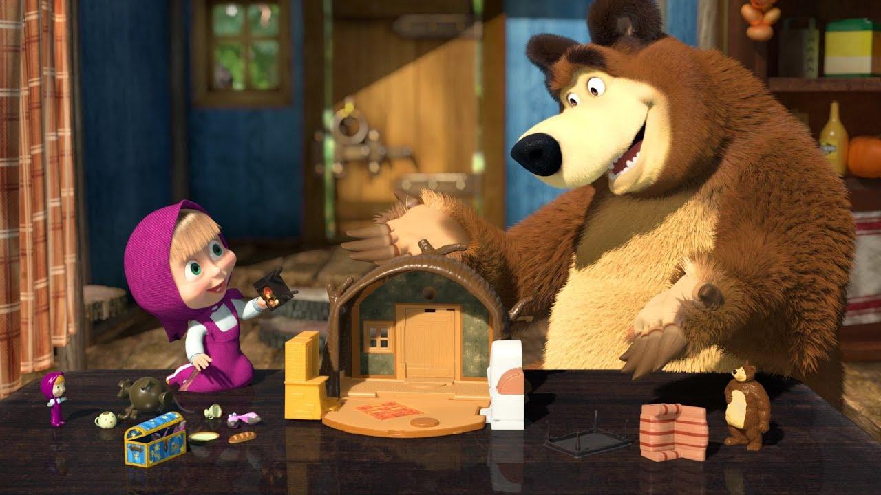 одном интервью картинки дэн и маша и медведь хорошее