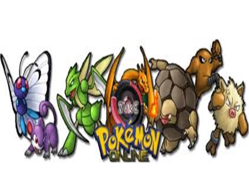 Pokemon Vortex Images