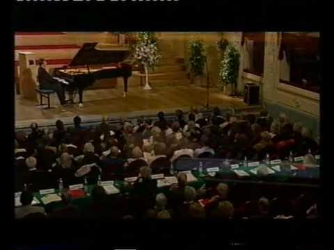 Alexander Ghindin plays Liszt Sonata in B minor 1/3