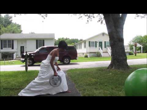 Wedding Dress Exercise Rows