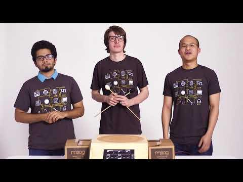 Guthman Musical Instrument Competition: Somesh Ganesh, Hanoi Hantrakul, Zachary Kondak