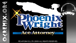 OC ReMix #1974: Phoenix Wright: Ace Attorney 'Trance Turnabout!' [Questioning~Allegro 2001] by DigiE