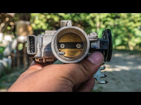 DIY Throttle Body Cleaning For Raider 150 Fi