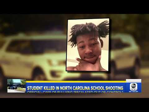 New video shows chaos amid deadly school shooting