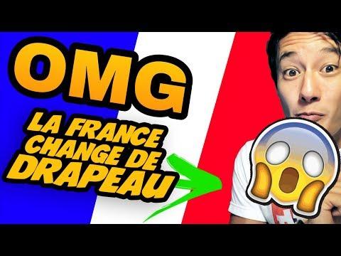 LA FRANCE CHANGE DE DRAPEAU ! 🇫🇷 - MDR 83