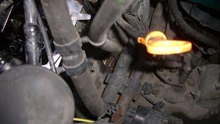 VW Transporter T4 ABL Oil Change