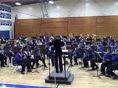 Carol of the Bells - MMHS Band - Sapphire Sound