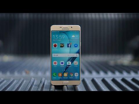 استعراض للهاتف Samsung Galaxy A9 Pro:بطارية ضخمة 5000 ملي أمبير!