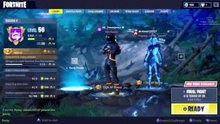 Fortnite battle royale and save the world