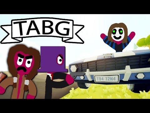GLP überfährt mich! | Totally Accurate Battlegrounds - TABG