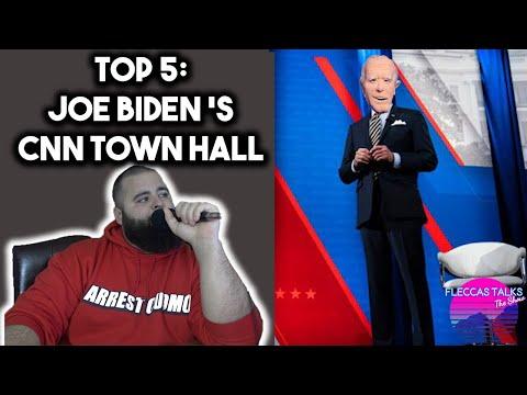 BIDEN'S CNN TOWN HALL TOP 5 - WE'RE BACK!