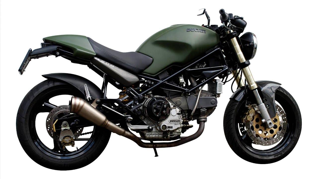 Ducati Monster Del