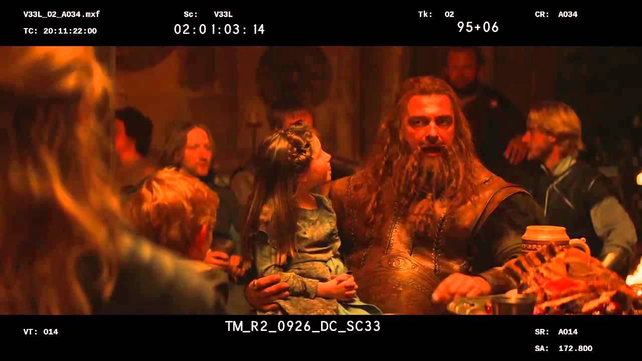 Thor The Dark World Extended Celebration Scene - OFFICIAL Marvel   HD