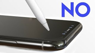 No... we don't need Apple Pencil on the iPhone!