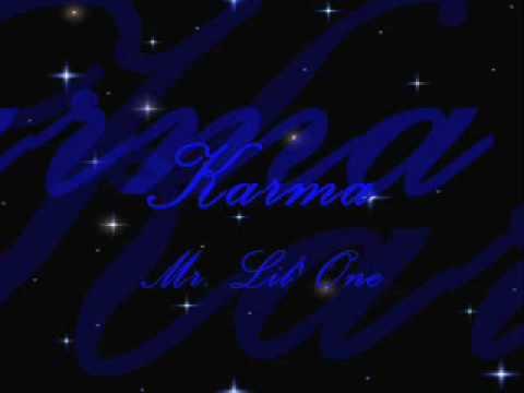 Karma - Mr. Lil' One