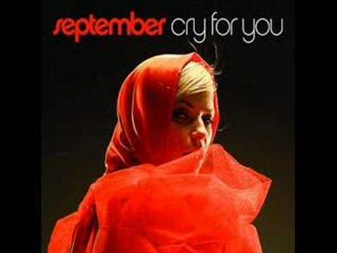 September - Cry for you & Lyrics