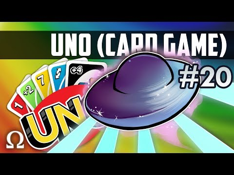UFOS SPOTTED PROBING JIGGLY! | Uno Card Game #20 Ft. Jiggly, Stabbies, Swag