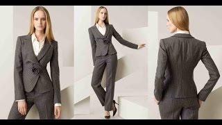 Женская офисная одежда(, 2014-12-27T19:08:11.000Z)