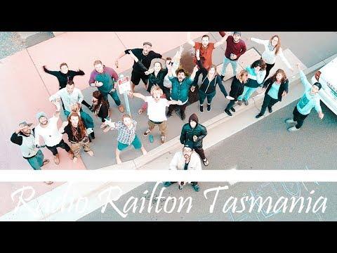 VLOG Tasmania: Radio Railton