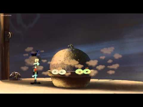 MY LEG! - Spongebob Squarepants - Sponge Out of Water
